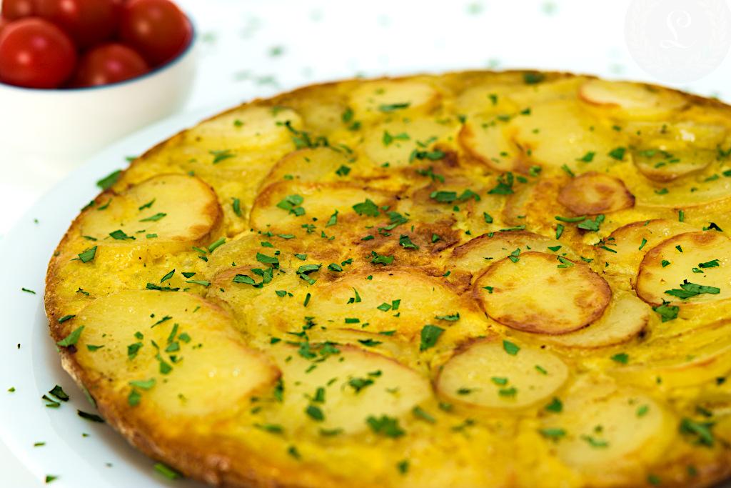 Španielska zemiaková tortilla